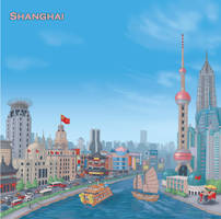 Shanghai by discogangsta