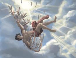 Icarus by discogangsta