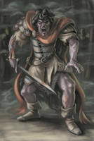 Ghoul by discogangsta