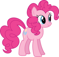 Vector Pinkie Pie by DeyrasD