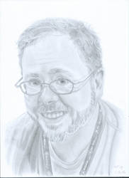 Portrait Andy Price by DeyrasD