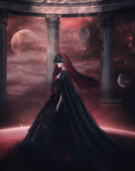 Goddess of the ancient world by LadyAdaia