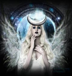 Angelus Lunae by LadyAdaia