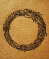 Ouroboros by diana-irimie