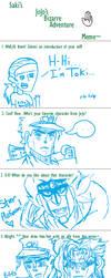 Jotaro! - JoJo's Bizarre Adventure Meme by Toki-WartoothxX
