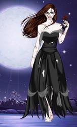 Vampiress 2 by WhiteCattheheroqueen