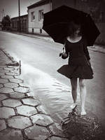 It's raining outside by marta--m