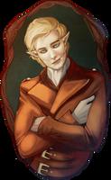 [COM] Taerand Bust by danielleclaire