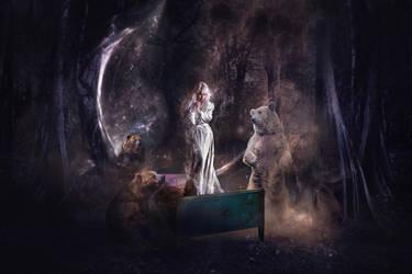 Goldilocks by Dragons-Denn