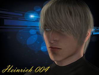 Heinrich 004 by Annie-O