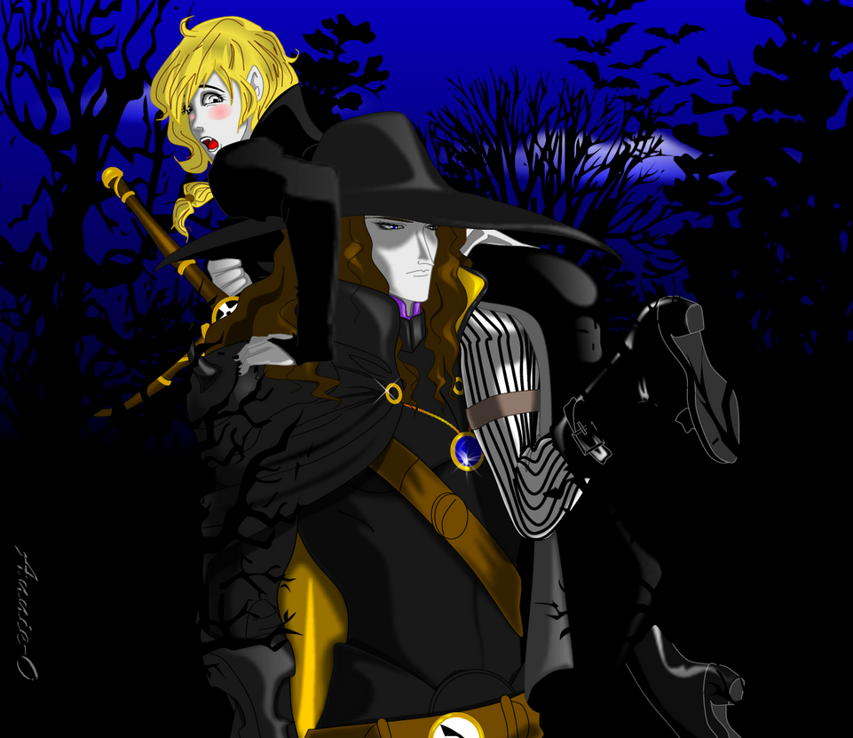 REQUEST Lorcan and D by Annie-O