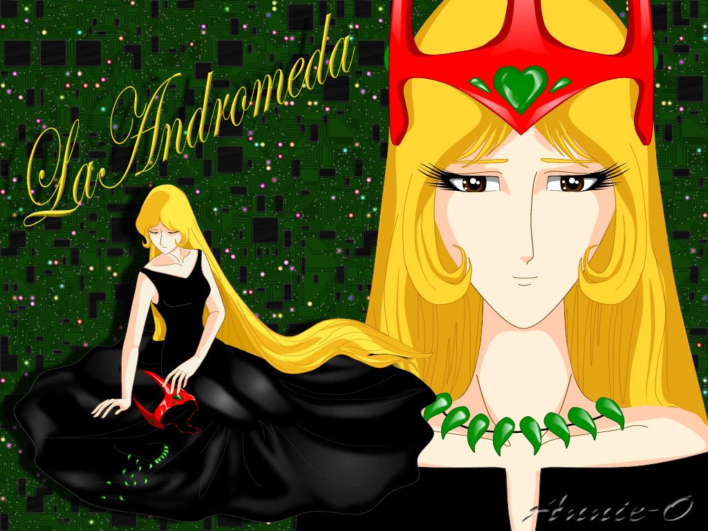 LaAndromeda Card by Annie-O