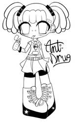Anti-Drug by shiin
