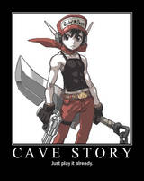 Cave Story by SecretSyu