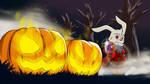 My OC - Happy Halloween 2018 by doraemonbasil