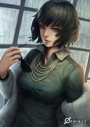 Jigoku No Fubuki by Arcanedist