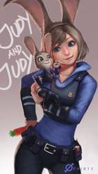 JUDY by Arcanedist