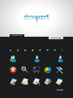 droopart RIP by wilsoninc
