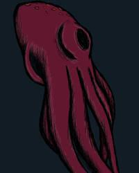 Octopus by FierceDeity2