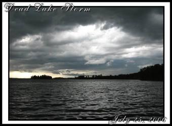 Dead Lake Storm by FierceDeity2