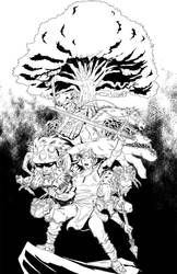 Gideon-cover by miabu