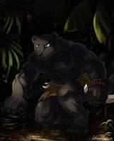 The Jungle Stalker by RalphTheFeline
