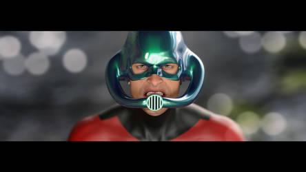 Ant-Man [Classic Version] by RetroDevil