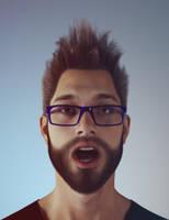 OMG Man! by RetroDevil
