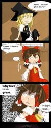 Marisa's Valentine Special 2 by skygraze
