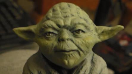 Star Wars_YODA_ala MPC by BecDeCorbin