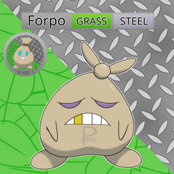 Forpo by Worlem