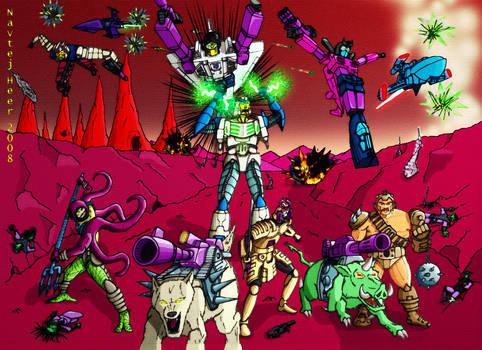 Mayhem Attack Squad - finished by hellbat