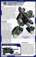 G2 Megatron profile by hellbat