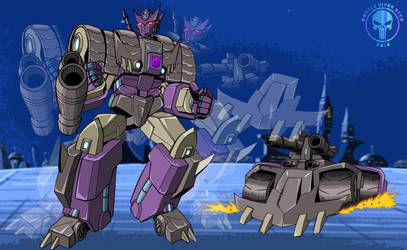 Tarn transformation by hellbat