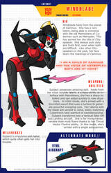 Windblade - coloured by hellbat