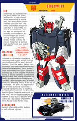 G2 Sideswipe colours and bio by hellbat