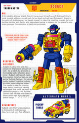 Turbomaster Scorch bio by hellbat