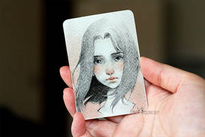 Aceo card by Tiali