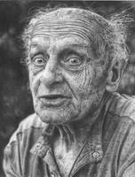 Old man finished by BrunoEpeb