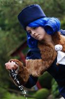 Fairy Tail - Juvia by goddessnaya