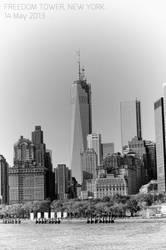 Freedom Tower Retro by Gormanmod
