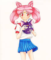 Copic - Chibiusa by SailorGigi