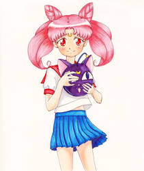 Copic - Chibiusa by SailorGigi
