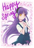 Happy Spring! by SailorGigi