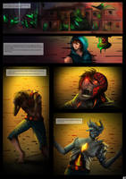 Invasion- Page 02 by ArtFurry