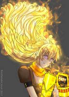 I Burn by Raspberrychan3