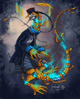 Art Trade: Mr. China by Surk3