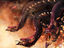Hydra by Surk3
