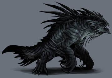 Kaiju Krip by Surk3