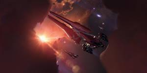 StarCruiser by BrennanPM
